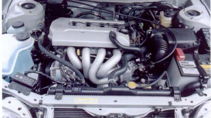 1999 toyota corolla engine
