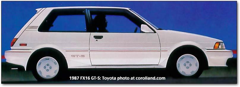 Fx on 1985 Toyota Tercel