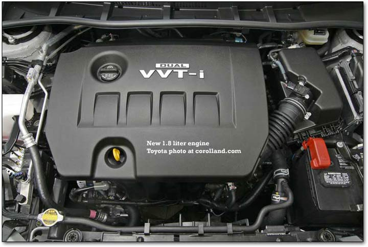 engine with VVT